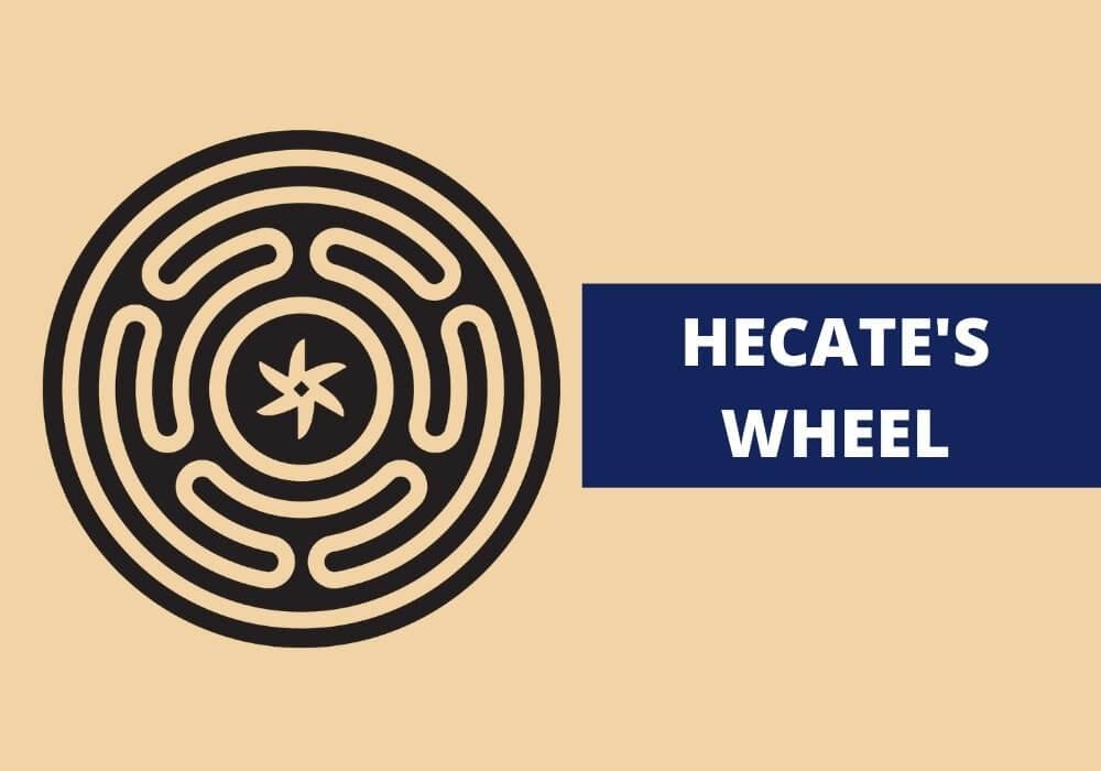 Hecates wheel symbol