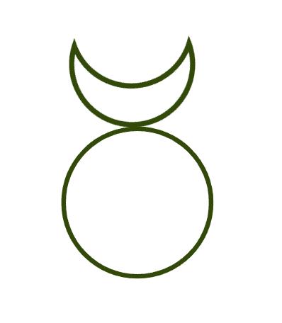 Horned god symbol