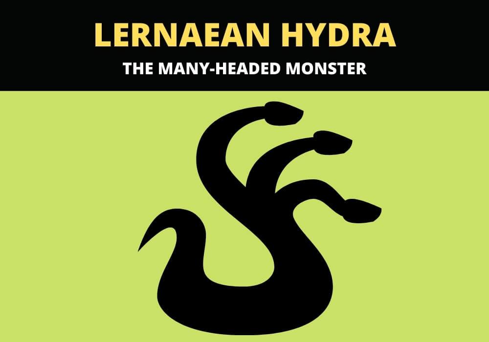 Hydra Greek mythology story