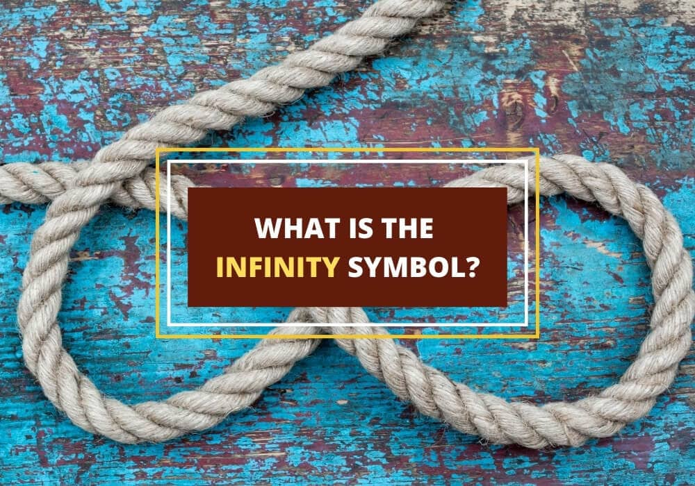 Infinity symbol meaning and origins