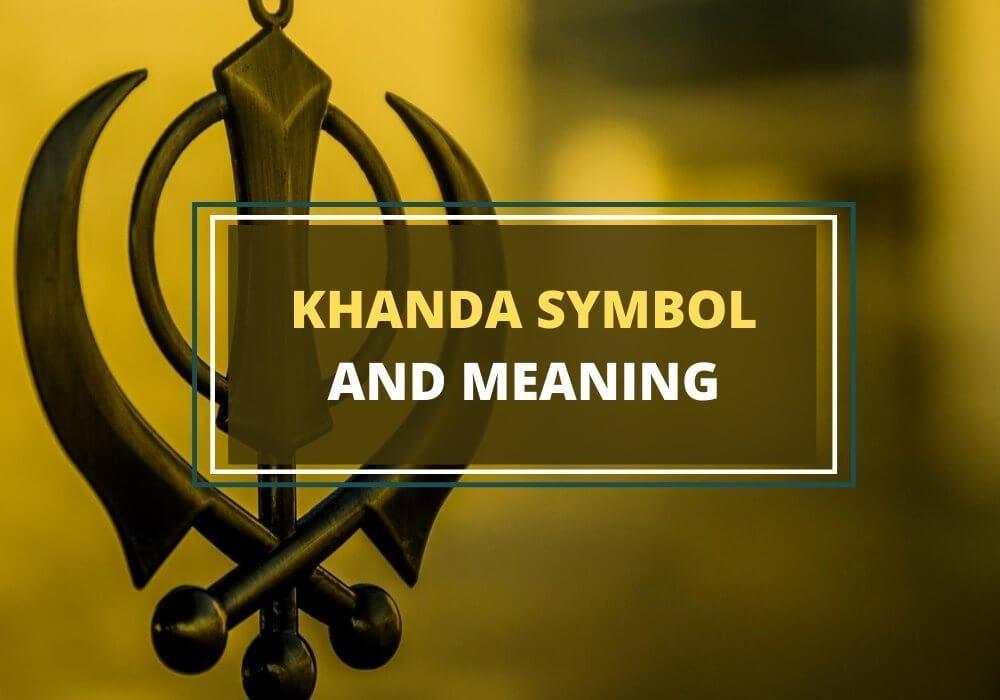 Khanda symbol
