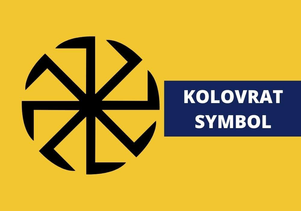Kolovrat symbol