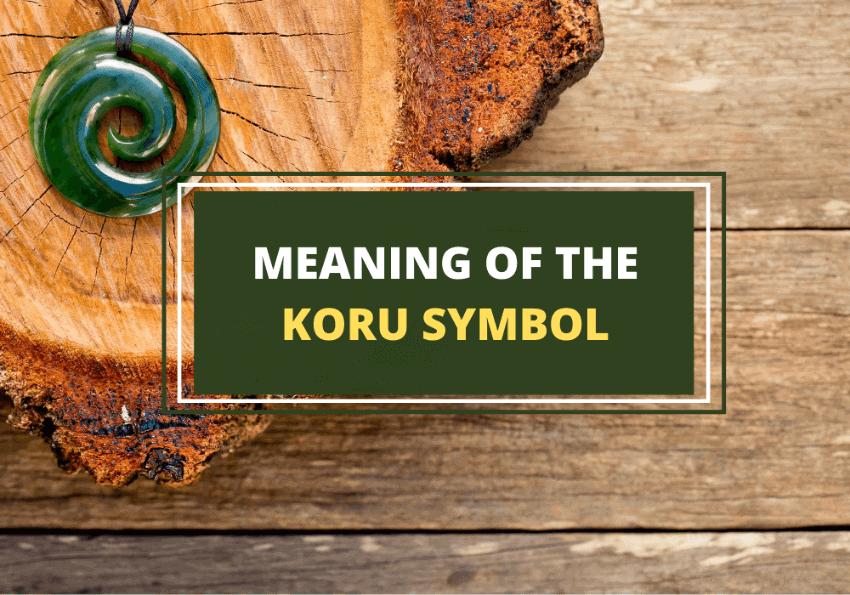 koru symbol meaning