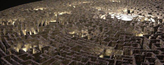 labyrinth Daedalus