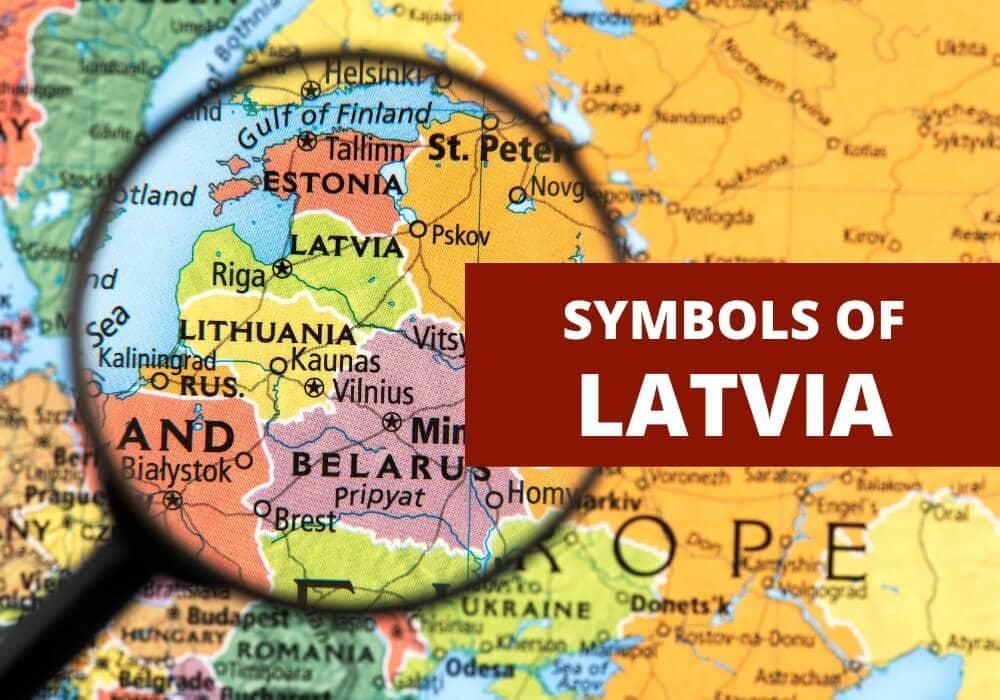 Latvian symbols