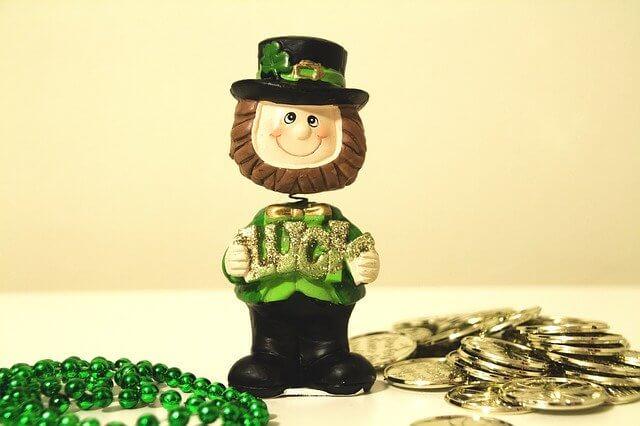 leprechaun Irish