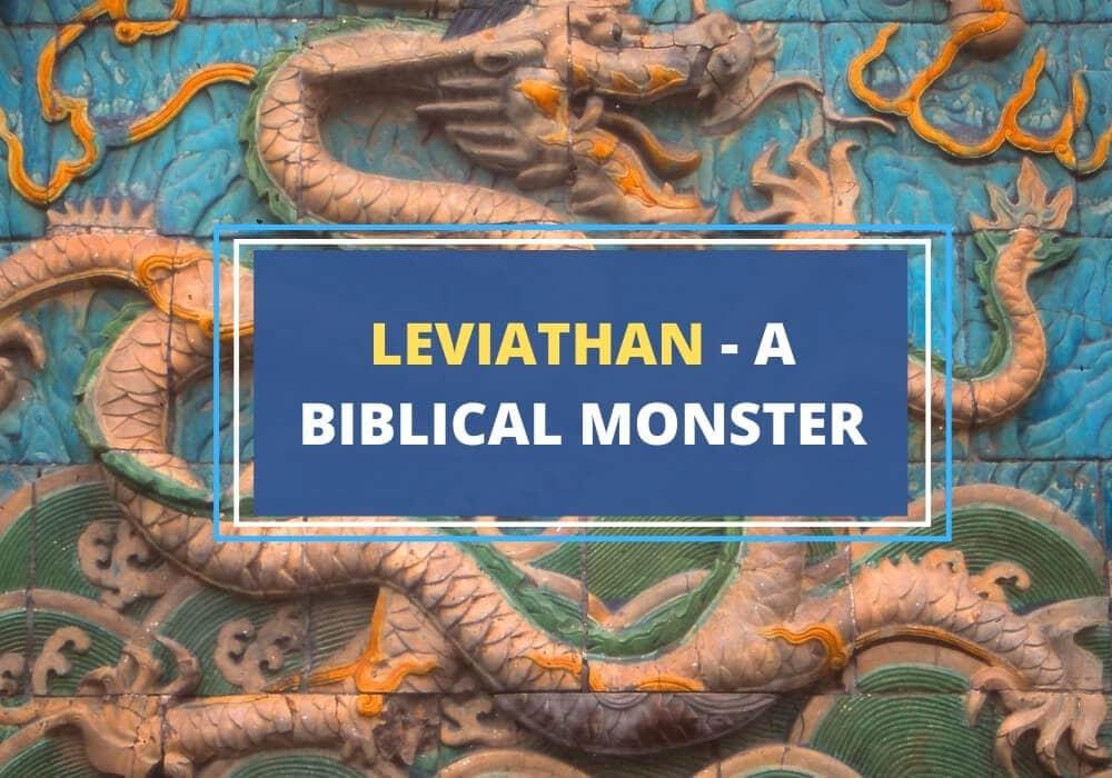 Leviathan monster symbolism