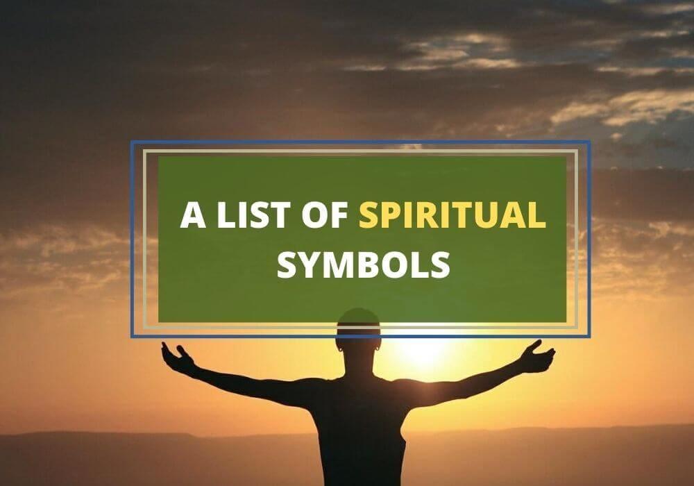 List of spiritual symbols