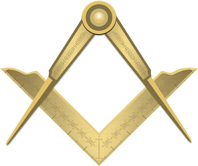 Masonic square symbol