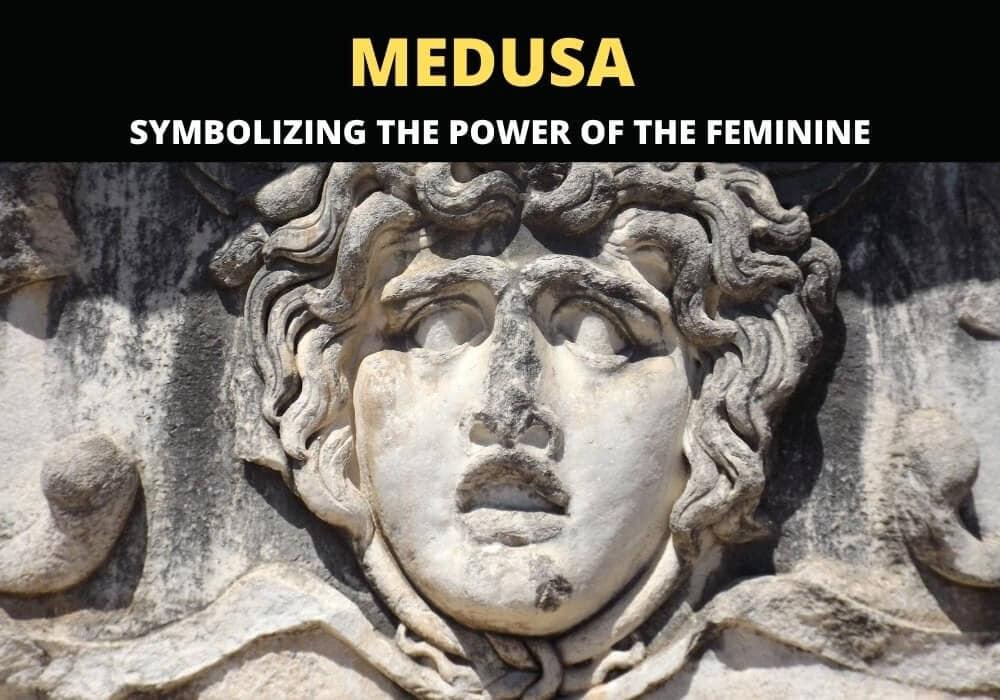 Medusa symbol origins and meaning