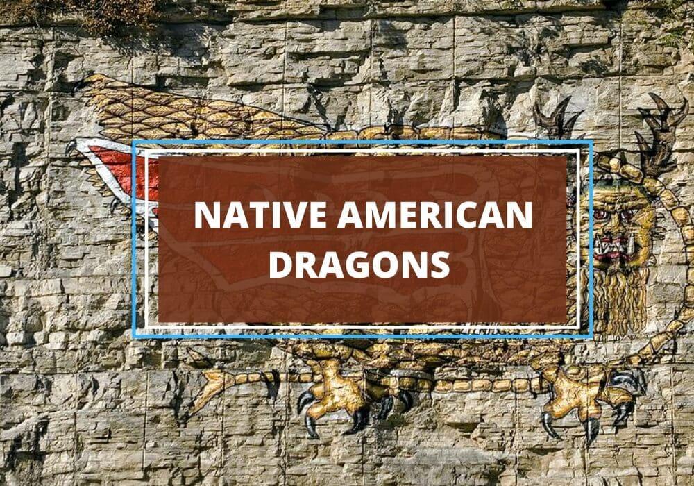 Native american dragons
