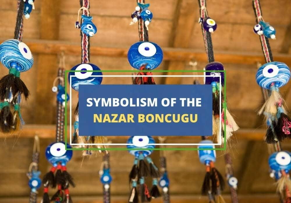 Nazar boncugu symbol