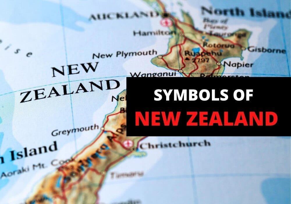 New Zealand symbols List