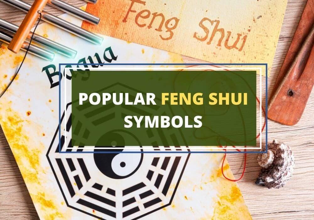 Popular feng shui symbols