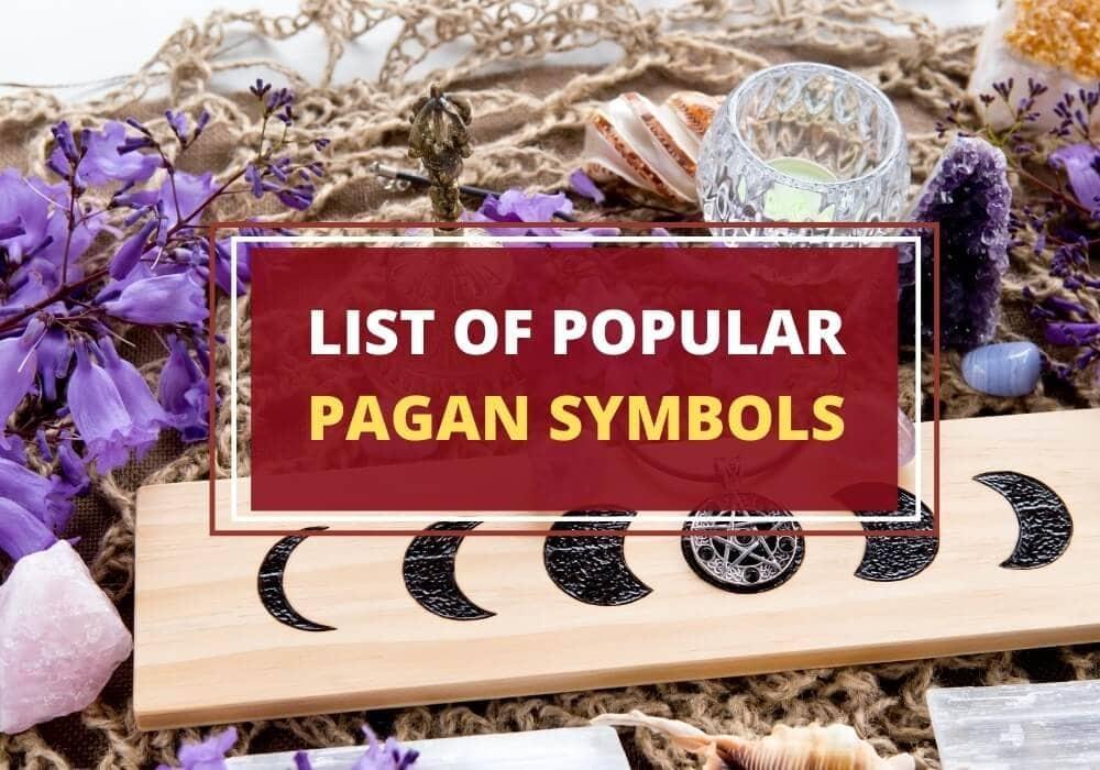 Popular pagan symbols list