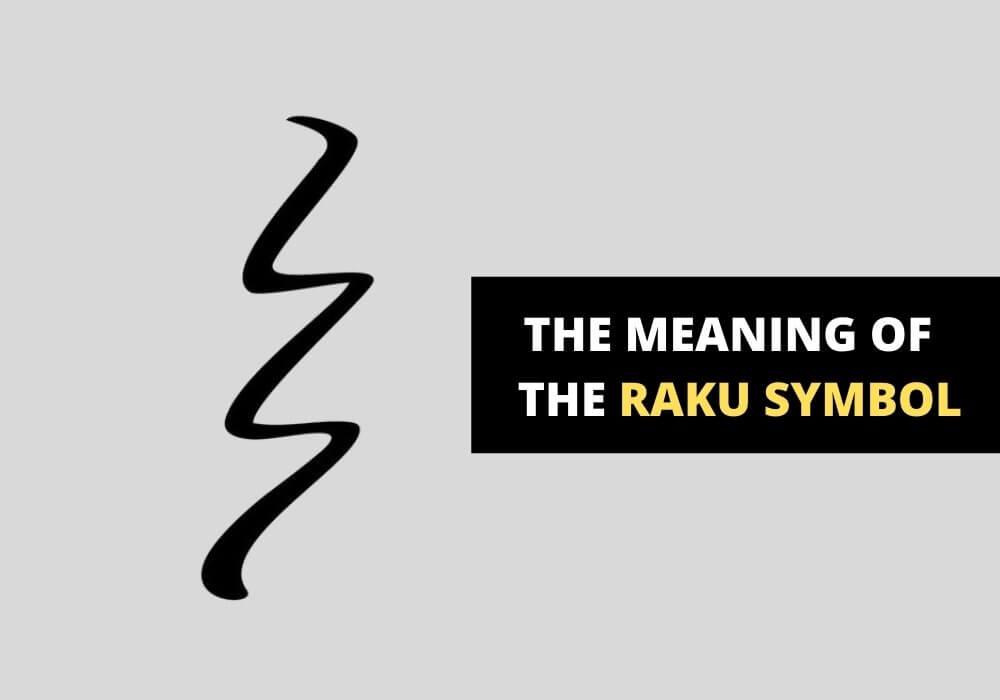 Raku symbol meaning