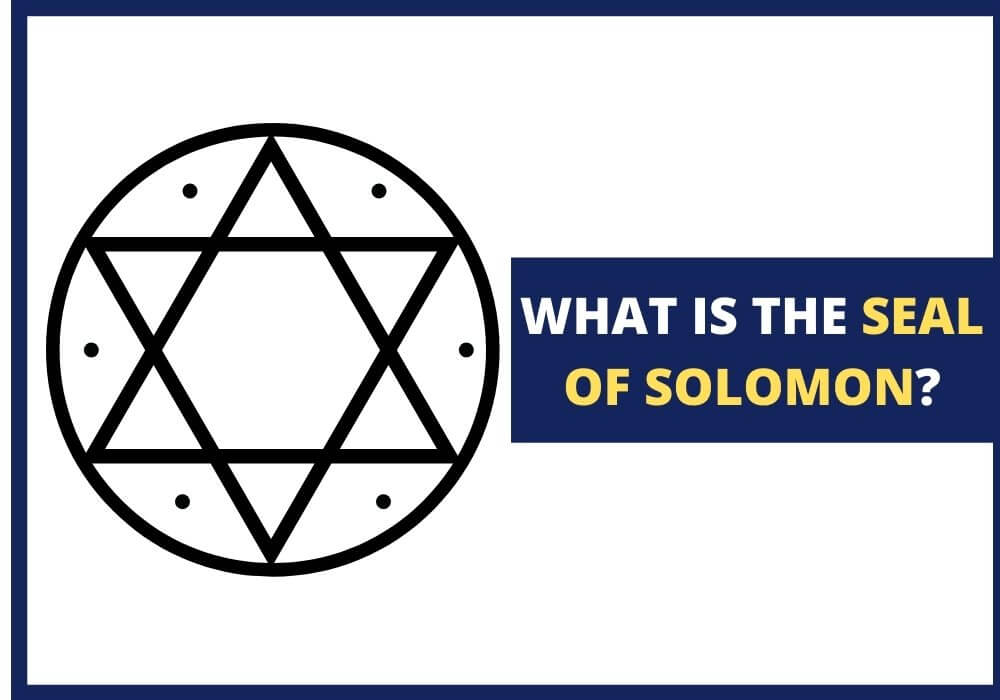Seal of Solomon symbol