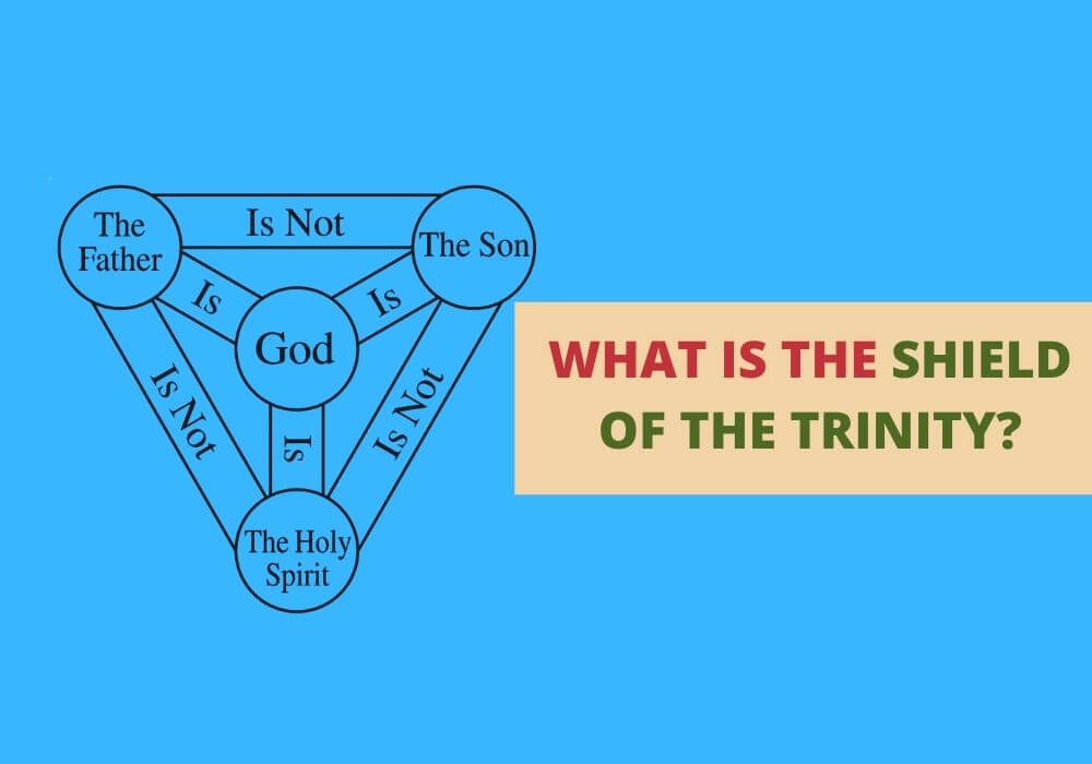 Shield of trinity meaning and origins