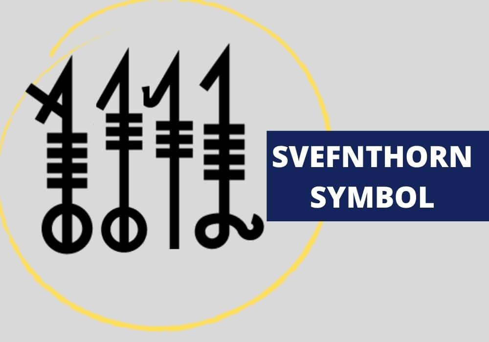 Svefnthorn symbolism