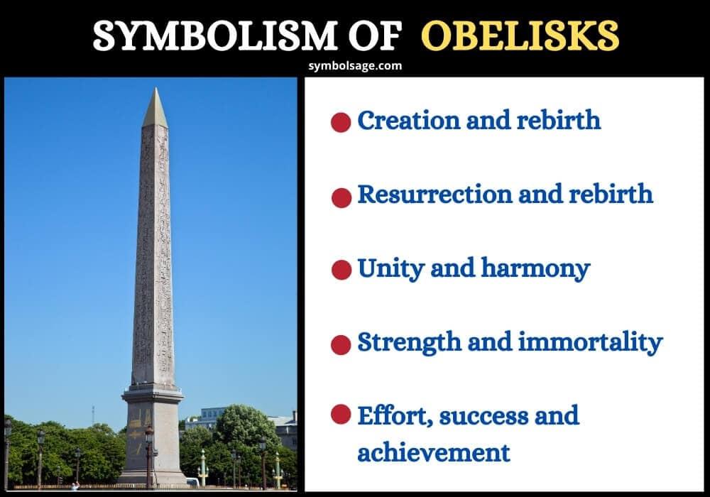 Symbolism of obelisks