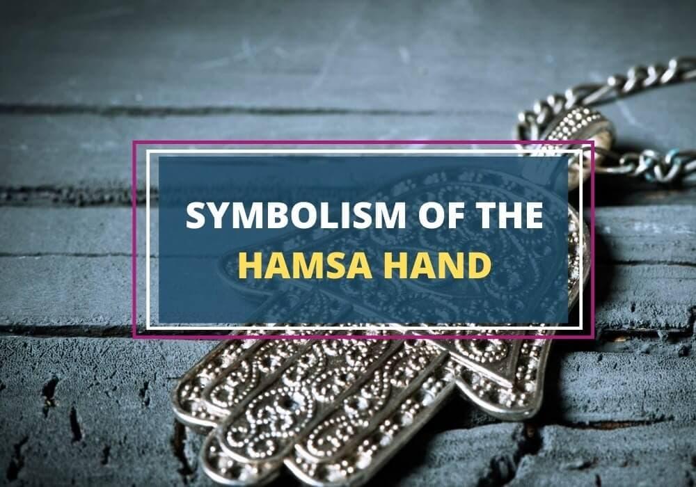 Symbolism of the hamsa hand