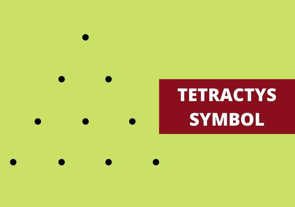 Tetractys symbol origins