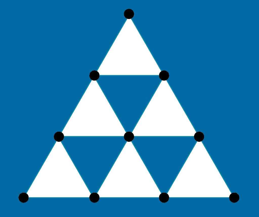 Tetractys symbol
