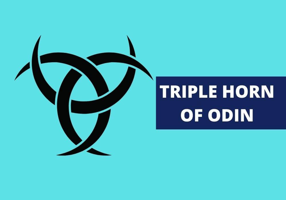 Triple horn of odin