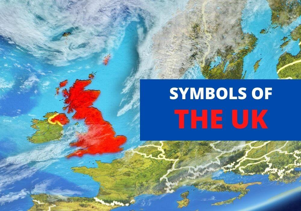 UK symbols list and meaning
