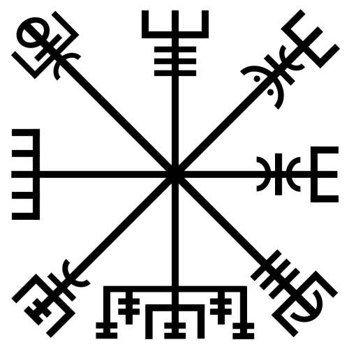 Vegvisir symbol