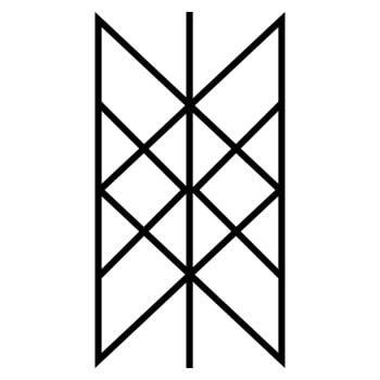 web of wyrd symbol