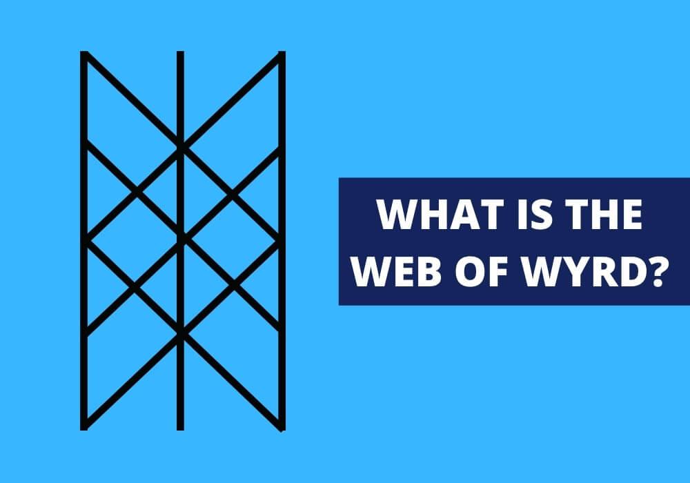 web of wyrd symbol meaning