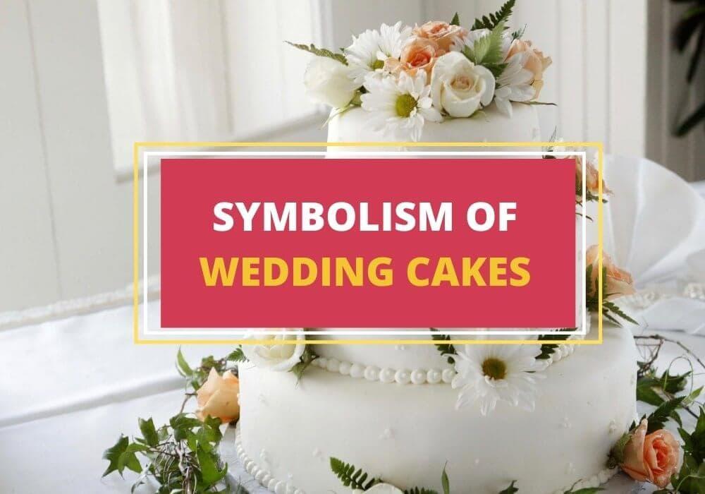 Wedding cake symbolism