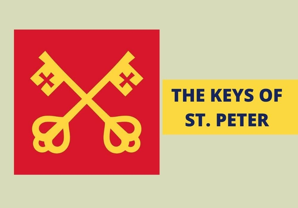 What are the keys of st. peter