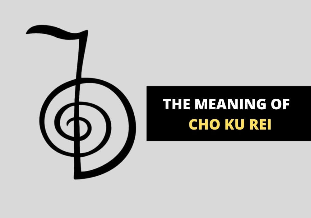 What is the cho ku rei
