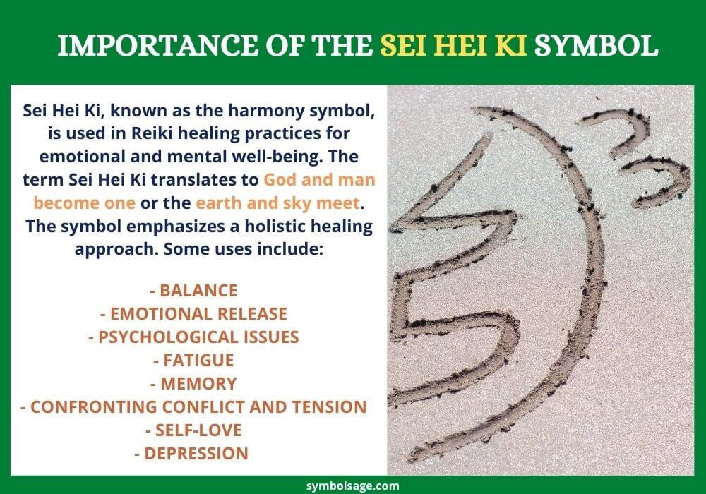What is the sei hei ki