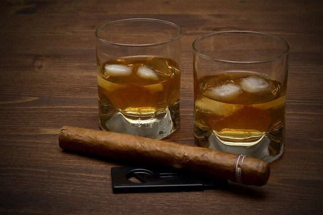 whiskey Scottish