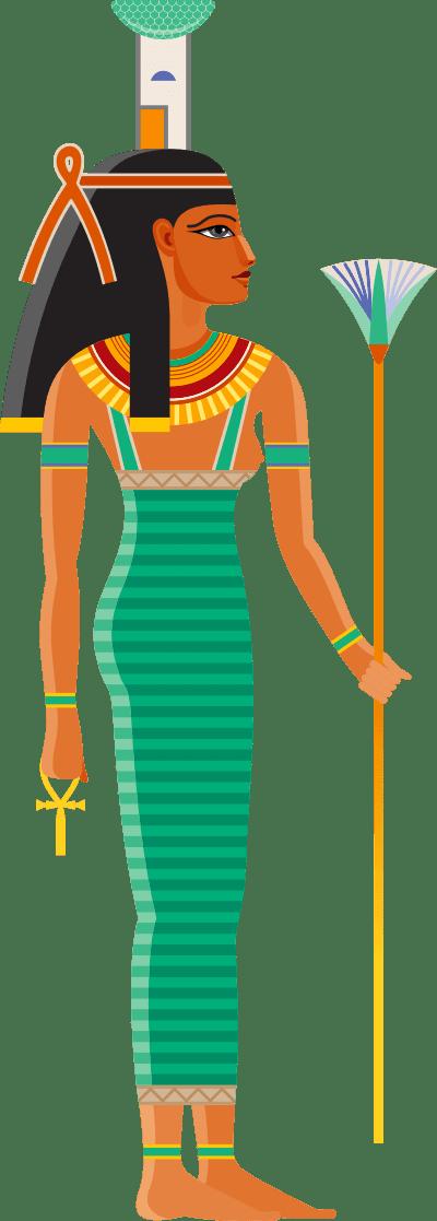 Nephthys goddess