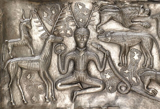 Serpents in Norse and Celtic