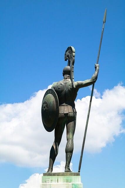 Achilles armor hephaestus