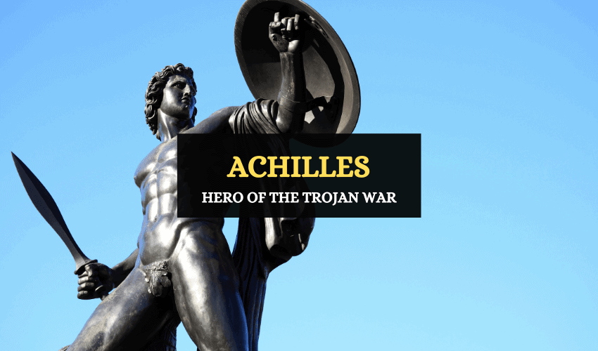 Achilles greatest Greek hero