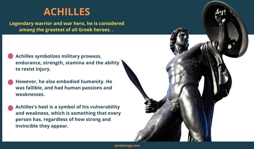 Achilles symbolism
