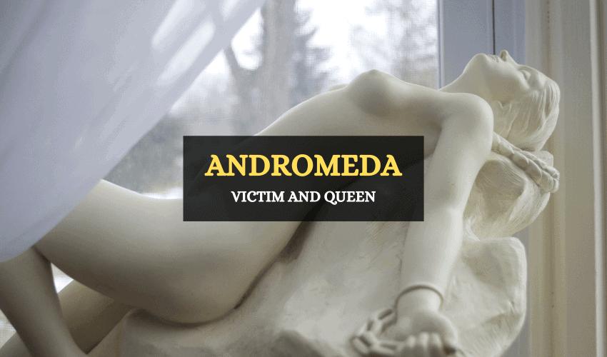 Andromeda princess symbolism