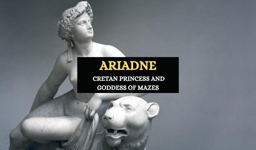 Ariadne history myth symbolism