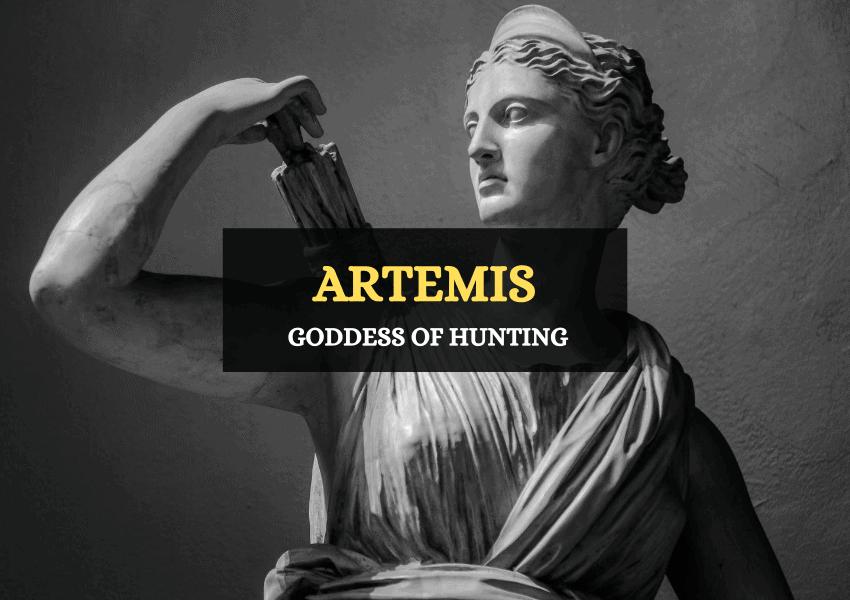 Artemis goddess origins