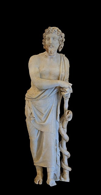 Asclepius history