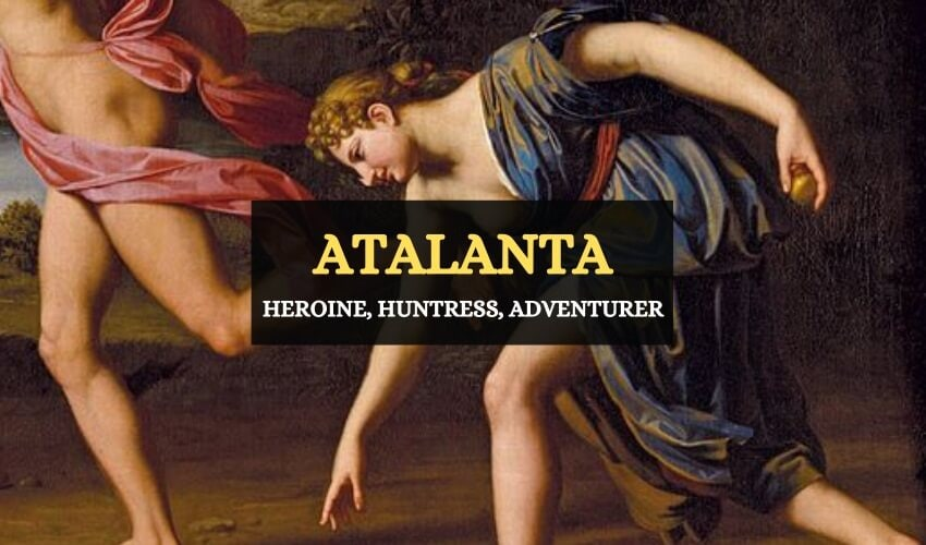 Atalanta in Greek mythology