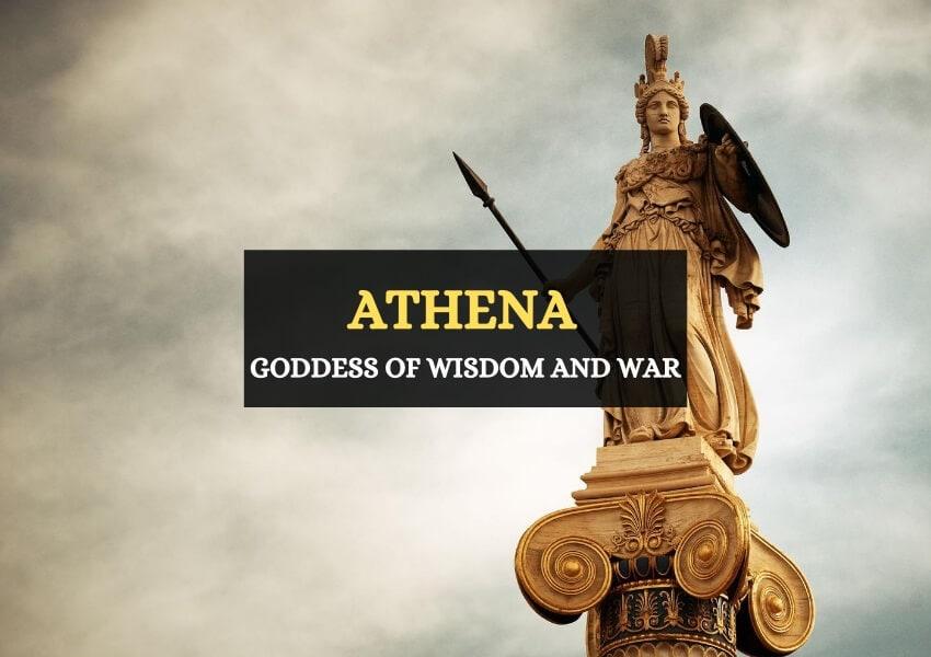Athena origins Greek Goddess
