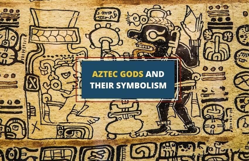 Aztec gods and symbolism
