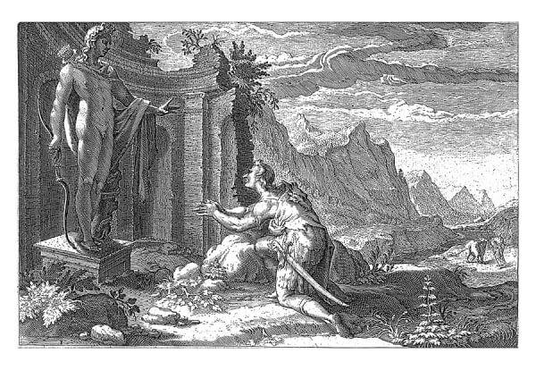 Cadmus and Athena